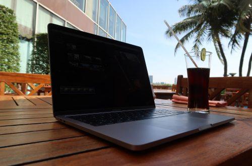 Macbook Digitale Nomaden
