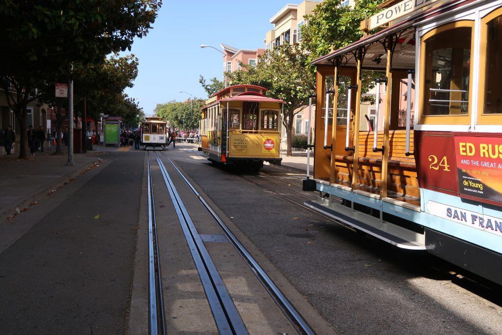 Cable Cars Spot