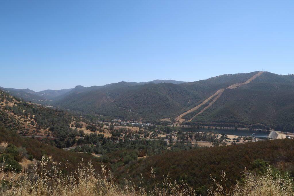 Moccasin Reservoir