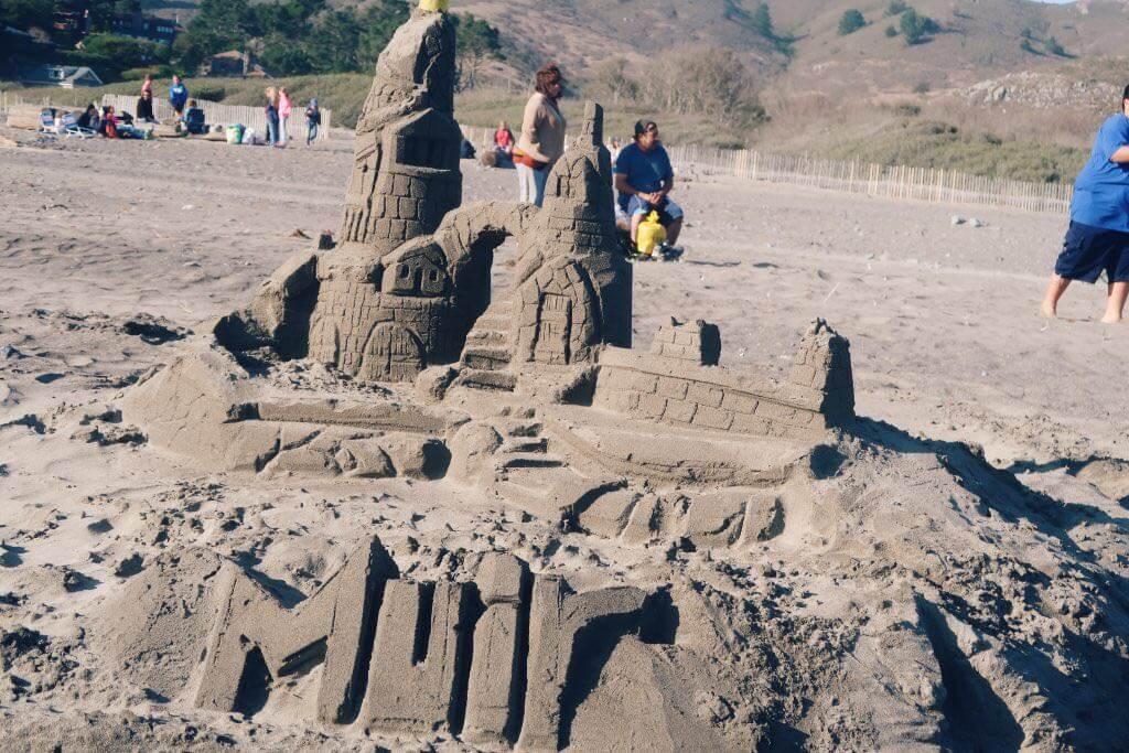 Muir Beach Sandburg