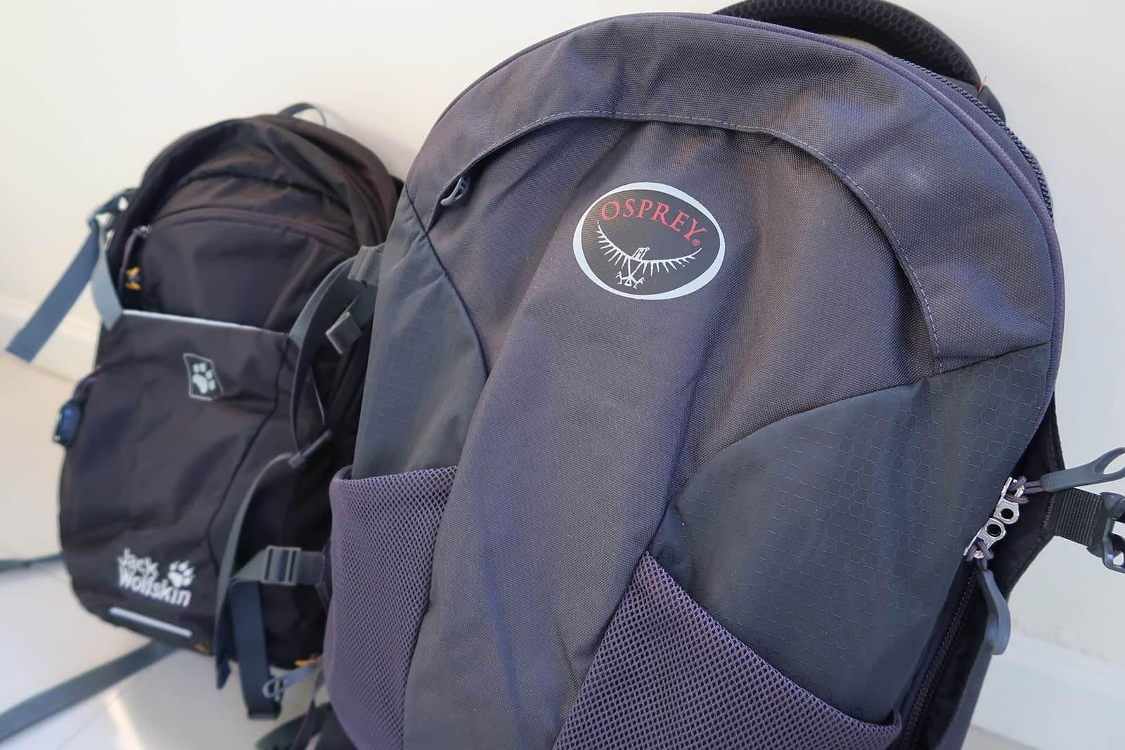 Mit Handgepäck reisen als Reisevlogger