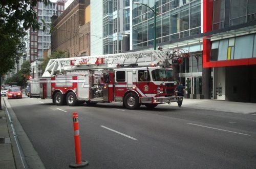 Feuerwehr Vancouver