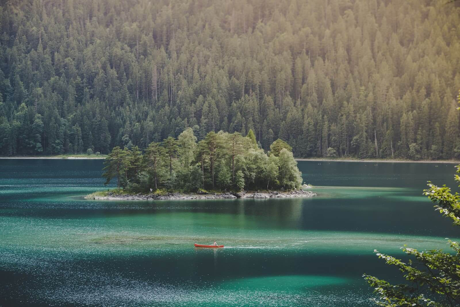 Camping am Eibsee