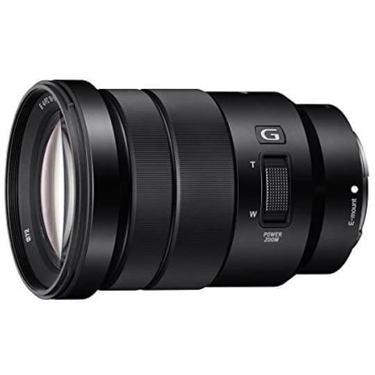 Sony G 18-105mm F4