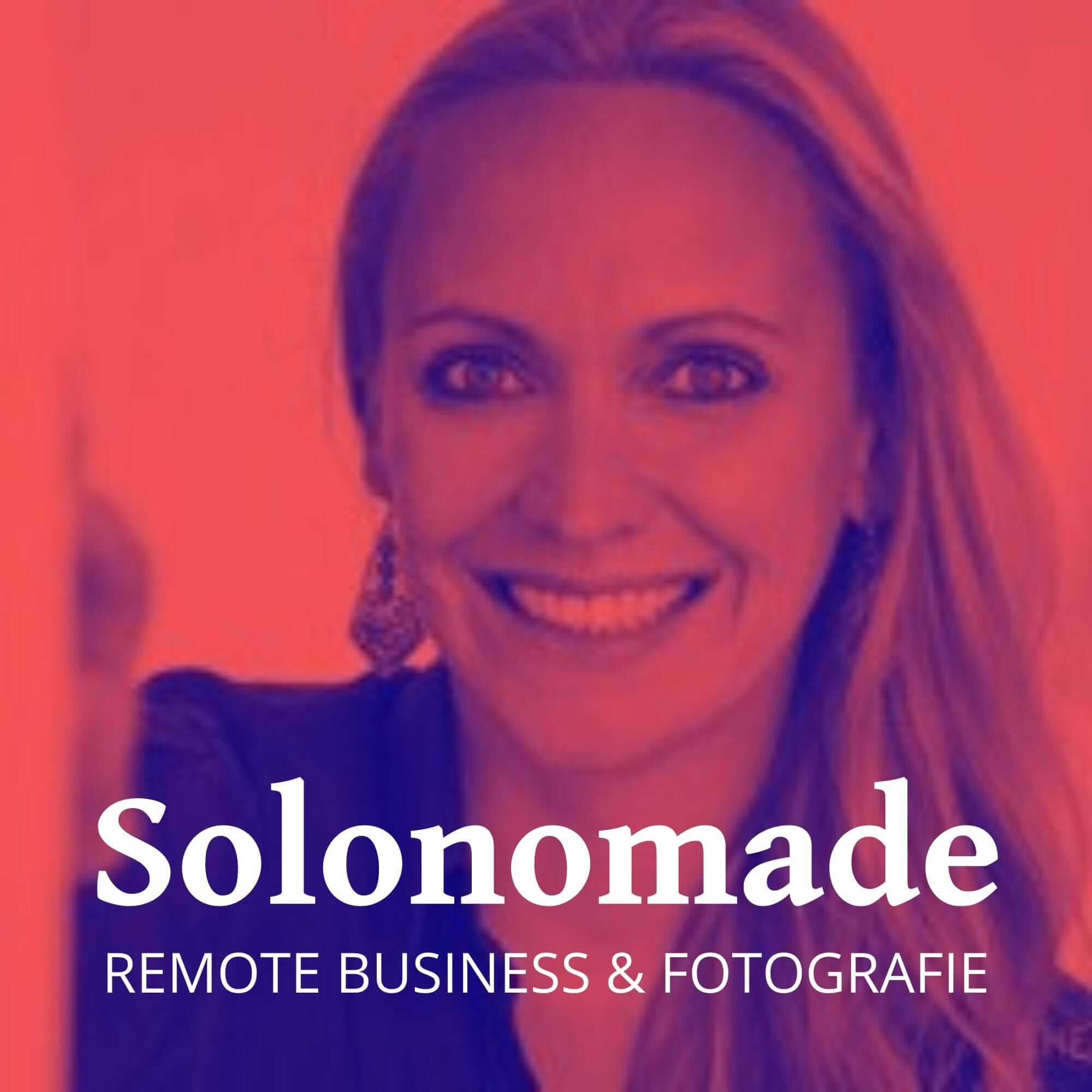 Solonomade Podcast Interview Steffi Losert