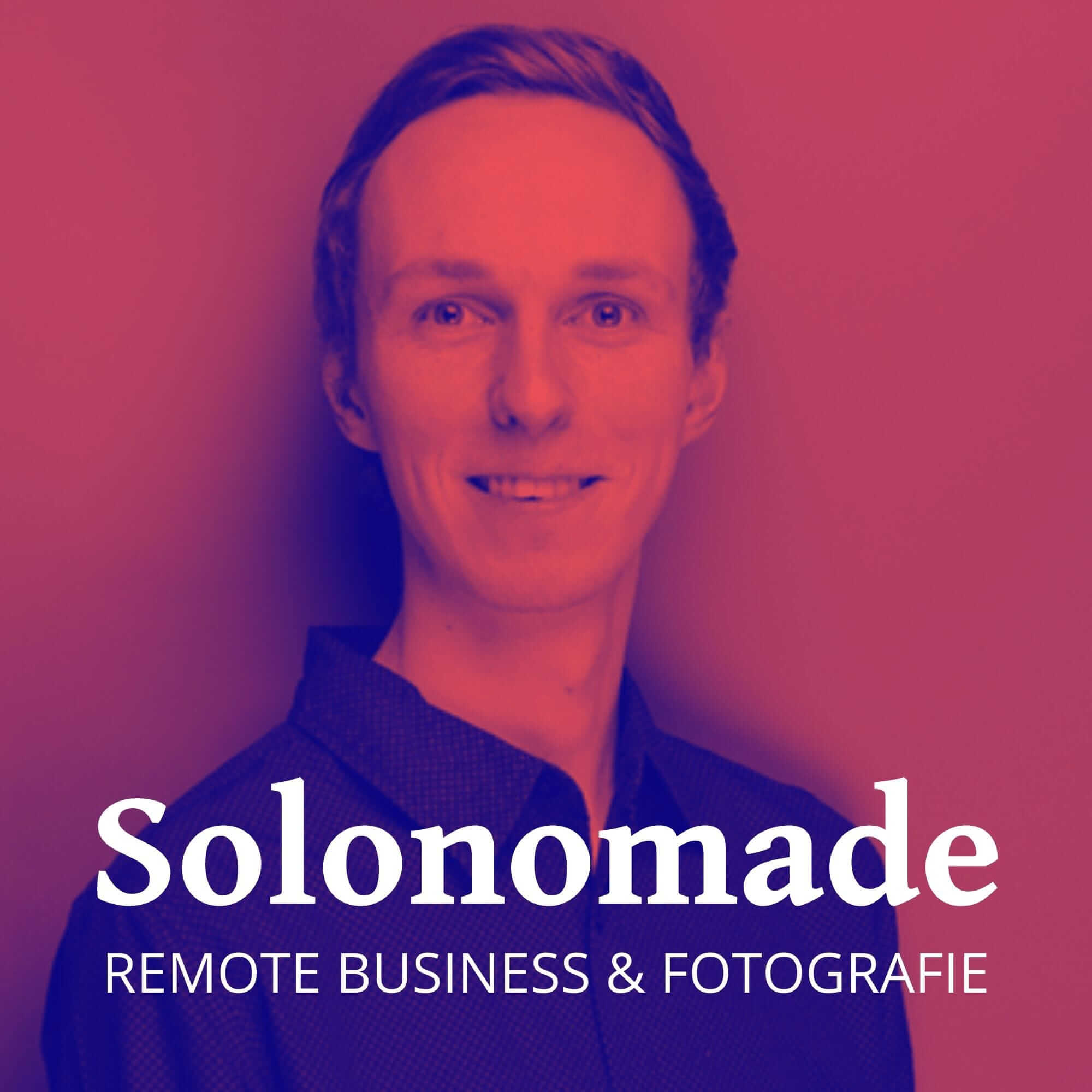 Solonomade Podcast Interview Sascha Rudolph