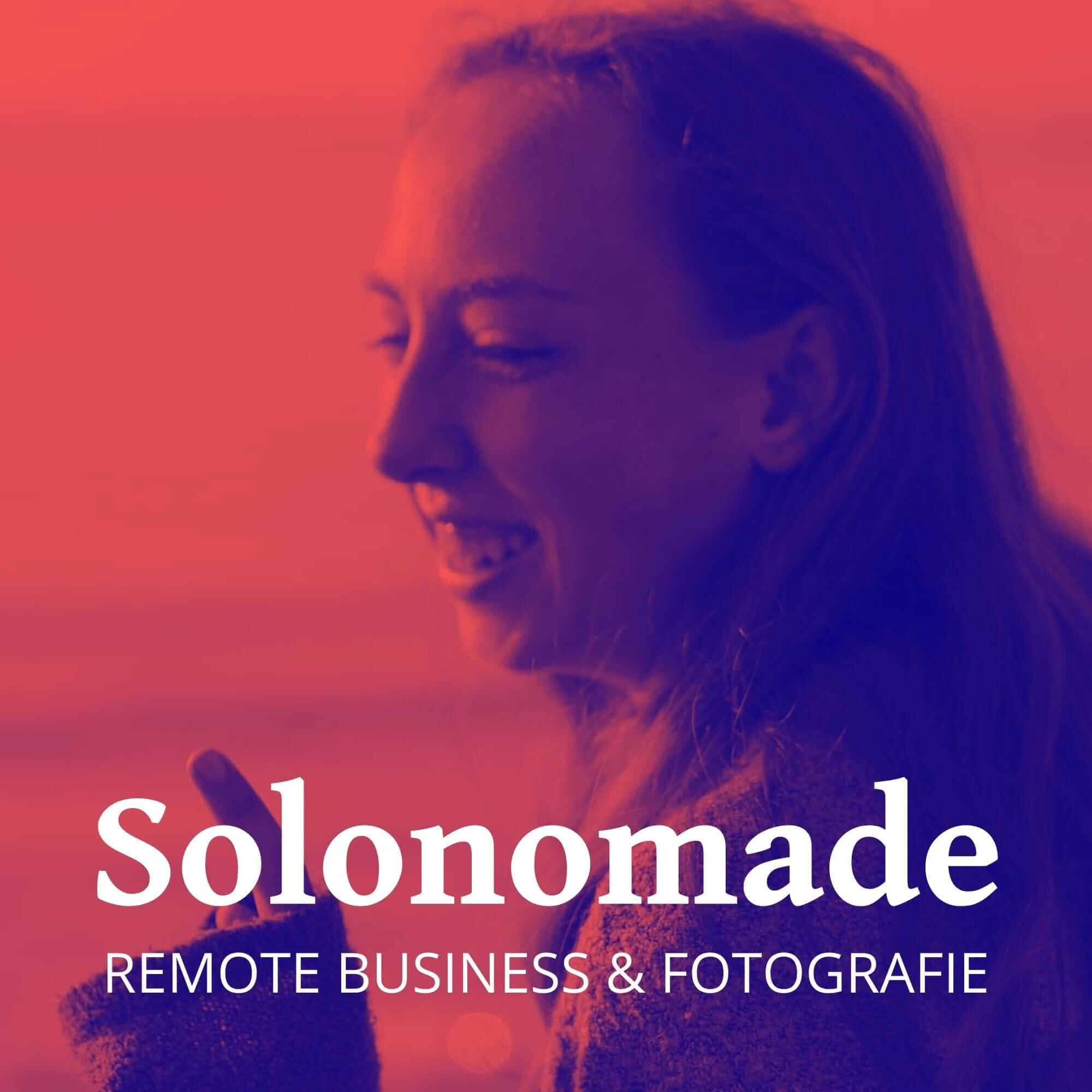 Solonomade Podcast Interview Janine Sorgenfrei