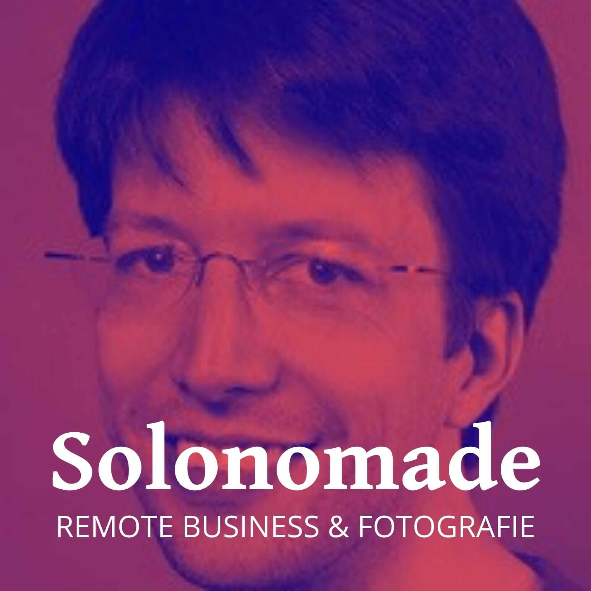 Solonomade Podcast Interview Nando Stöcklin