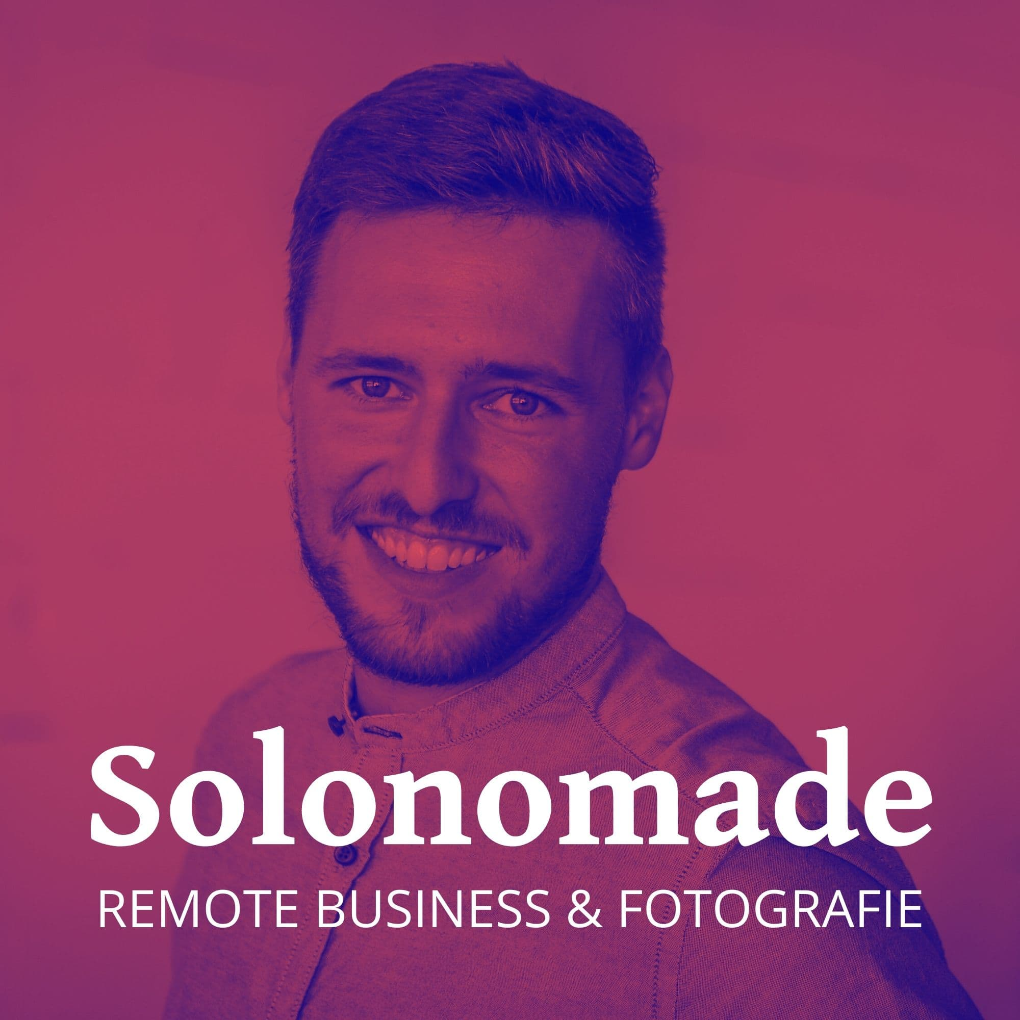 Solonomade Podcast Interview Jan Schulze-Siebert